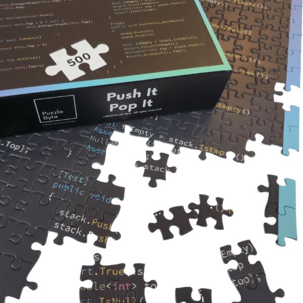 Push It Pop It puzzle main photo